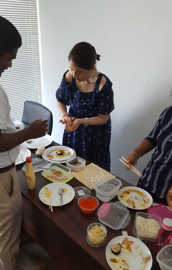 Japanese Food culture Sushi